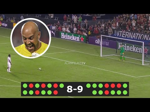 One Of The Longest Penalty Shootout