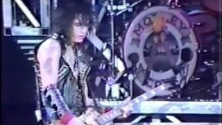 Motley Crue- 10 Secs To Love- (Live 1987) w/ Nikki Sixx Bass Solo