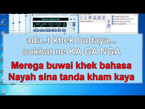 Tanoh Lada Karoke - Lagu Lampung.mp4