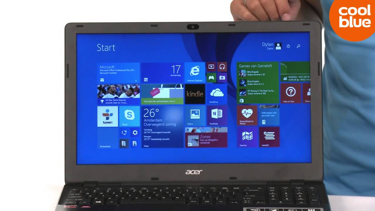 Acer aspire e5 521 67bl laptop productvideo nl be youtube