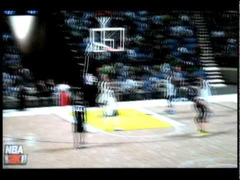 NBA 2K11 - My Crew. BAY ROOT PRO.