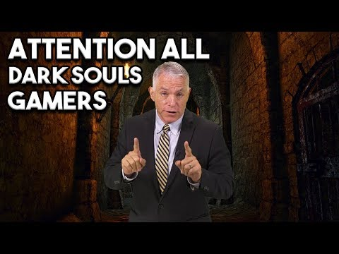 ATTENTION ALL DARK SOULS GAMERS