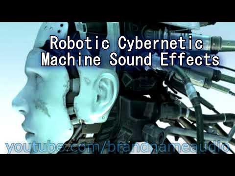 Robotic Machine Sound Effects