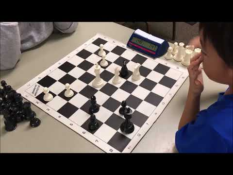 Can Never Underestimate An 8 Year Old Chess Opponent! Annihilator vs. Conqueror