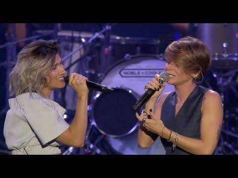 Elisa & Alessandra Amoroso - Comunque Andare (Amiche in Arena)