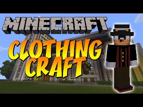 Да разгледаме #43   ClothingCraft   Дрехи в Minecraft