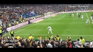 Cristiano Ronaldo - Free Kicks Filmed From The Stands (Real Madrid)