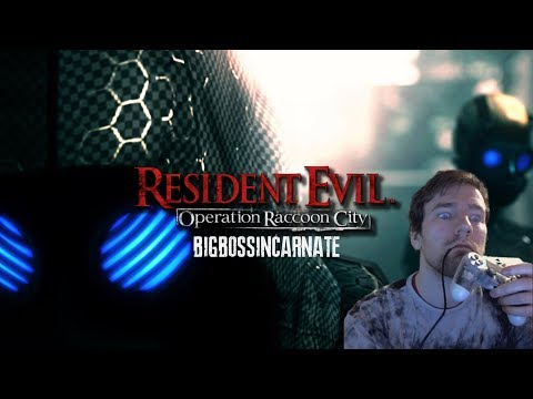 Resident Evil Operation Raccoon City PS3 | Veteran Blind Playthrough with Members