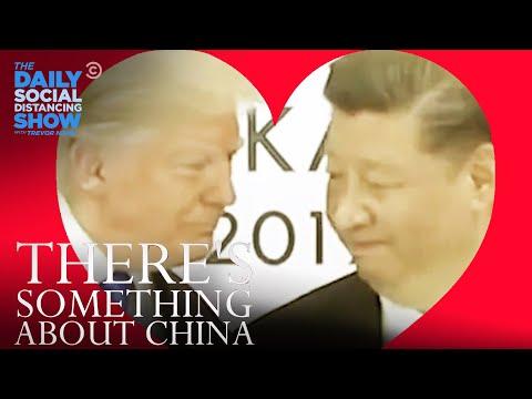 Trump & China: The On-Again, Off-Again Love Affair | The Daily Show