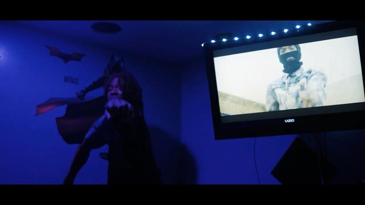 SG BATMAN - RETARDED AGAIN (Official Music Video)(Dir. @nightrunner )
