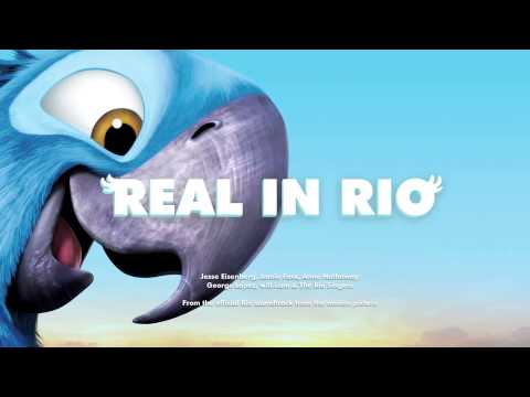 Music track 2 - Real In Rio (warm up)