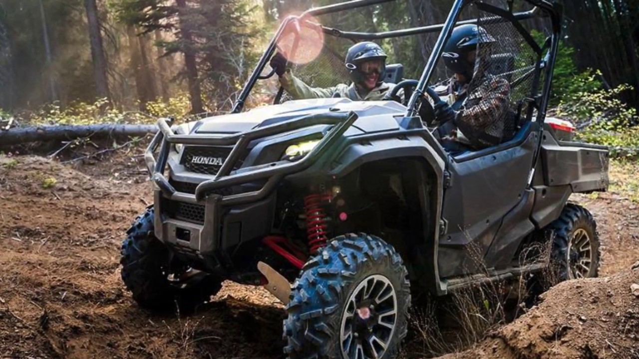 2018 Honda Pioneer 1000 Limited Edition For Sale In Billings Mt