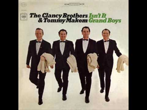 The Clancy Brothers & Tommy Makem - The Galway Races