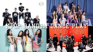 [OLD+NEW] KPOP RANDOM DANCE PLAY