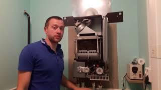 видео Настенный газовый котел Ferroli