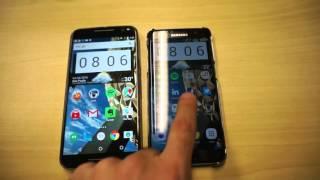 Comparativo: Moto X Style x Galaxy S7 edge