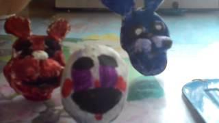 Как сделать маску аниматроника?