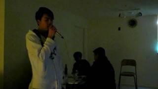 Eric Lee singing 八里公路