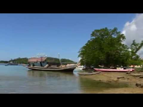 Haria Saparua island Maluku Indonesia