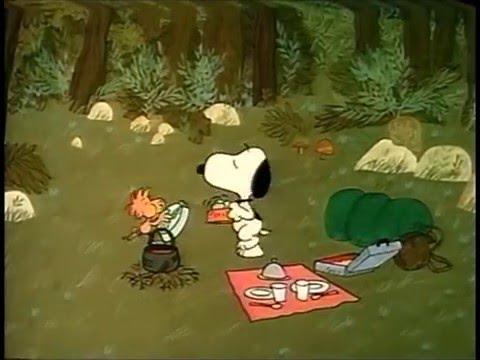 Снупи возвращайся мультфильм 1972