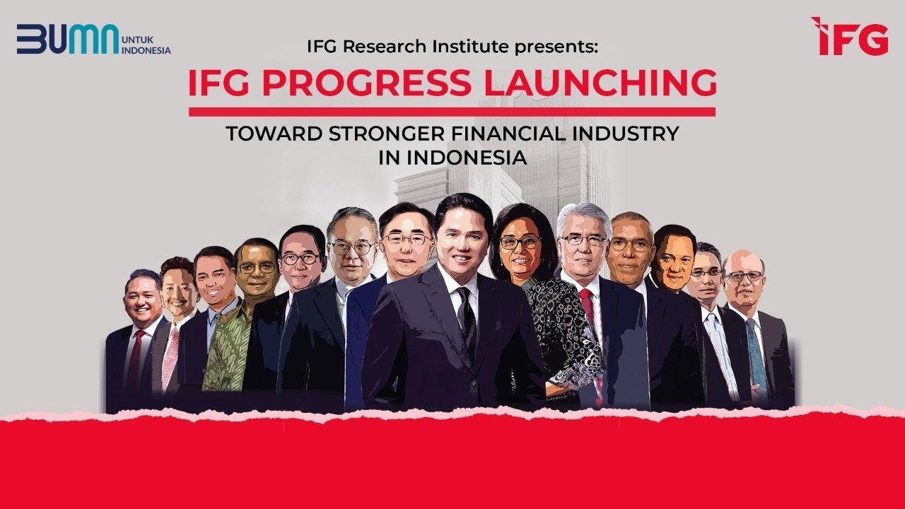 "Download IFG Progress Launching & Sesi 1 ""Reformasi BUMN"""