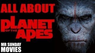 All About PLANET OF THE APES (Everything You Need To Know Series Review)