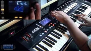 Review: Akai Advance 61 Keyboard Controller - SoundsAndGear.com