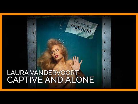 Naked Laura Vandervoort, Captive and Alone