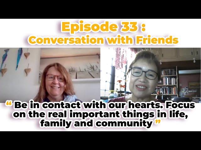 Conversation with Mona Meland Norway Episode 33