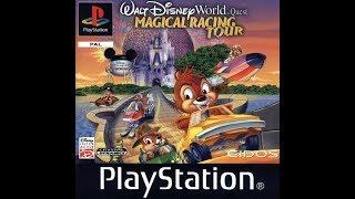 """Walt Disney World Quest: Magical Racing Tour - [OST] - """"DINOSAUR!"""""""