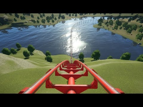 Planet Coaster: The River Roller Coaster