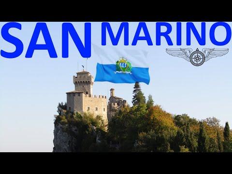 San Marino, September 2018