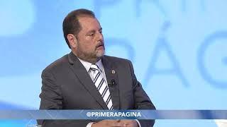 Jorge Pernía: existe una incapacidad del Gobierno para resolver el problema 1-2