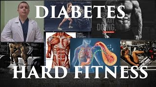 Неправильные Тренировки - ДИАБЕТ.  Hard Fitness -  Diabetes