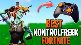 The Best Fortnite KontrolFreek - Improve Aim and Building Fortnite Console