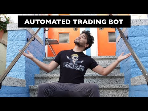 Building a forex trading bot in python