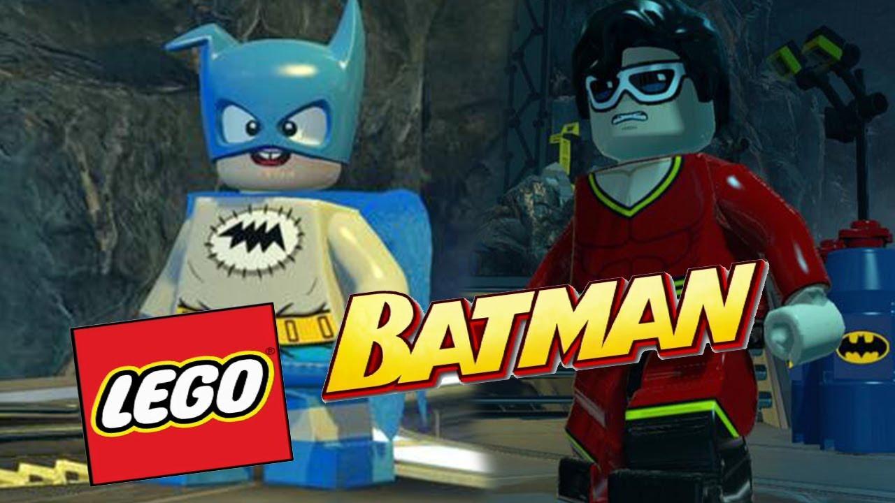 Lego Batman 3 - Batmite, Plastic Man, Justice League (New ...