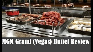 Buffet Tour