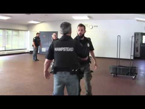 Quebec public security officers stay updated on combat training