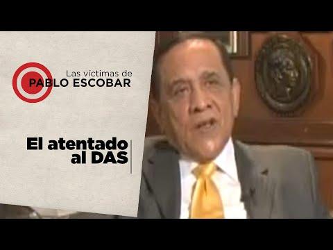 Las víctimas de Pablo Escobar parte 2 El imborrable atentado del DAS