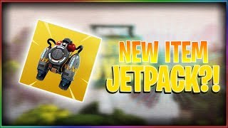 Fortnite Battle Royale New Update Week 4 Challenges!!! Jet Pack???