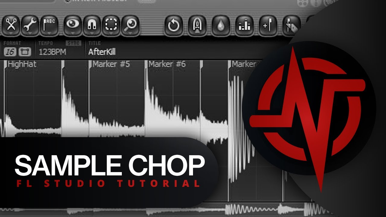 how to chop a sample fl studio 12