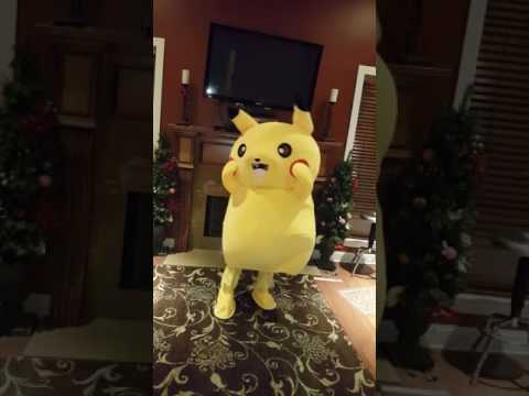 Juju on that beat Pikachu style