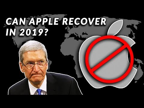 APPLE IS BEING REJECTED by the PEOPLE of WHAT COUNTRY?! 😳 Can Apple Recover in 2019?