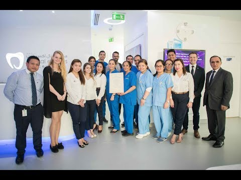 Dental Experts Center in UAE – GCR™ Internationally Accredit