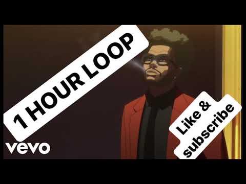 The Weeknd - Snowchild (1 hour loop)