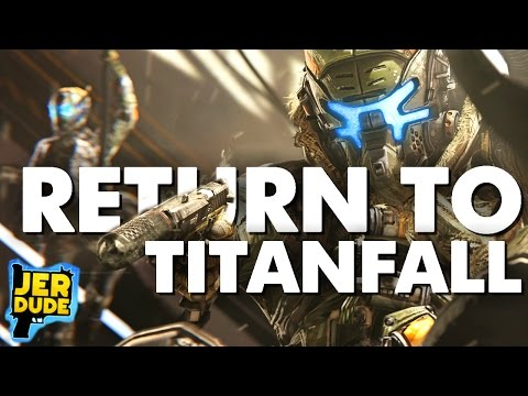 Titanfall: Return to the Original! (First Matches Since Sequel Released)