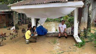 """Taifun """"Molave"""" trifft auf Philippinen"""
