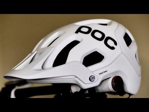 POC Tectal Mtn Bike Helmet... Unboxing & First Impressions