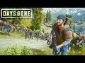 Download Video Crazy Horrifying Horde Attack! - Days Gone Survival Mode MP4,  Mp3,  Flv, 3GP & WebM gratis